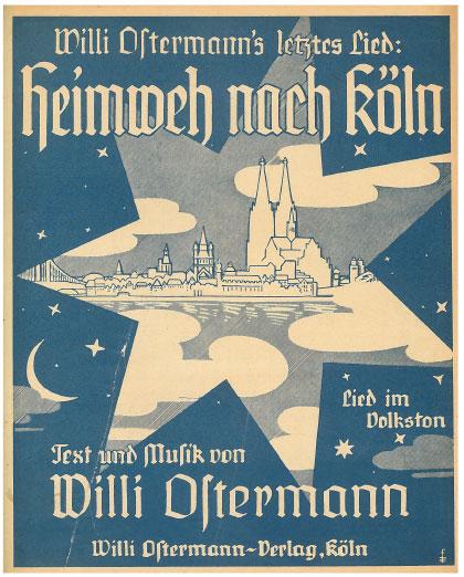 Heimweh nach Köln