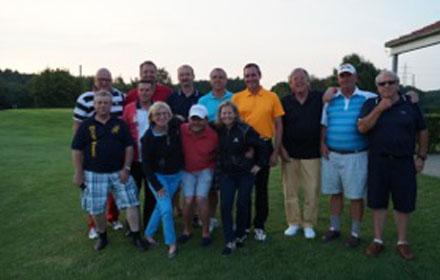 Golfturnier der GMKG 2014